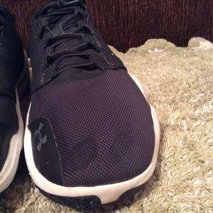 Under Armour Shoes - Under Armour Phenom Proto Black White Sz 12